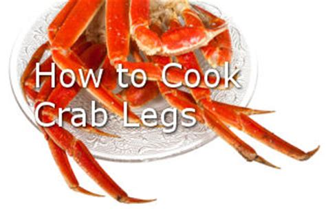 how do i cook crab legs how to cook crab legs