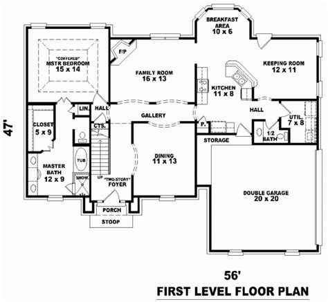 46551 Isocialfame Discount Code by House Plan 46551 At Familyhomeplans