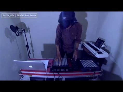 Live Remix Bento (iwan Fals) By Alffy Rev Youtube