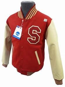 sorry out of stock this is a vintage line which has With stanford letter jacket