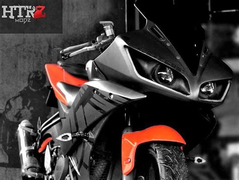 R15 Light Modification by Modified Yamaha R15 V2 By Htrz Modz Shornur