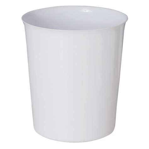 small bathroom wastebasket with lid exquisite small white waste basket