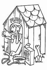 Coloring Firehouse Dog Snoopy Printable Getcolorings Doghouse sketch template