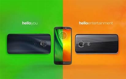 Moto E5 G6 Motorola Families Taller Announces