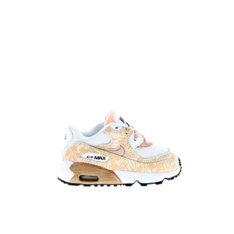 nike air max 90 mesh quot bronze flower quot baby schuhe