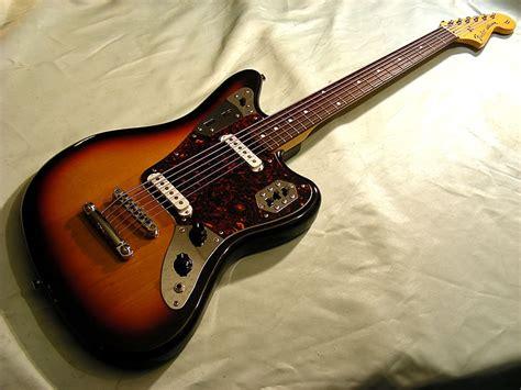Jaguar Baritone by Shelton S Guitars