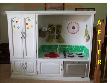 entertainment center kitchen ordinary magic my craft yet