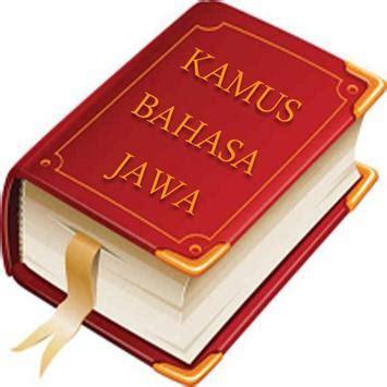 kamus bahasa jawa offlineapk