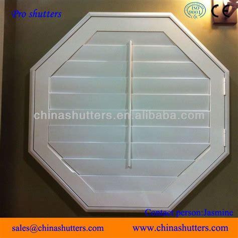 octagon window shutters 85 220 master bedroom