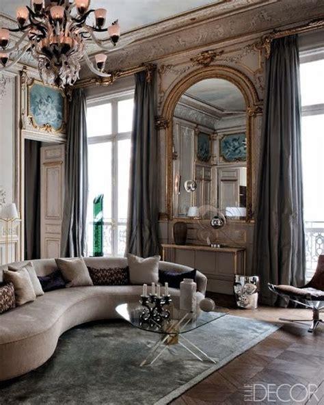 parisian decor ideas  pinterest french
