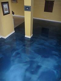 painting concrete floors Types of painted concrete floors and how to choose yours