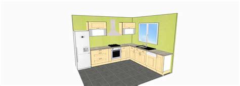 cuisine prisca leroy merlin notre construction 76 projet de la cuisine