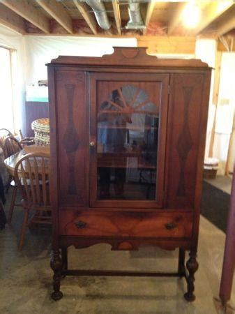 antique china cabinet linden  sale  winchester