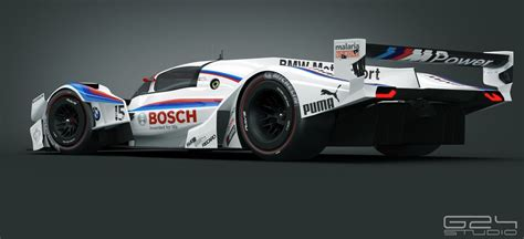 audi lmp1 2020 bmw mr1 rear by karayaone deviantart on deviantart