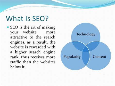 Introduction Search Engine Optimization Seo