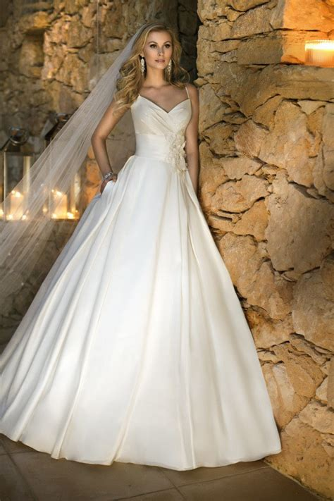 wedding dresses  stella york part