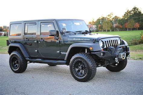 Sell Used 2011 Jeep Wrangler Rubicon Unlimited/lifted In