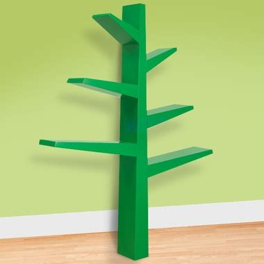 babyletto spruce tree bookcase babyletto spruce tree bookcase in green free shipping