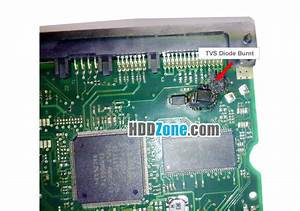 How To Fix A Hard Drive Pcb Board