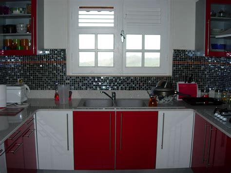 model de faience pour cuisine cuisine et blanc photo 1 1 cuisine en voie d