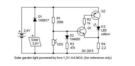 dc dc converters for solar powered led lights