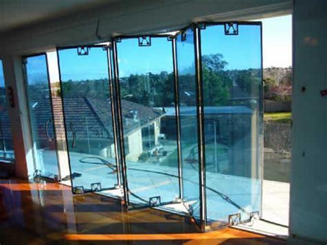 austvision double glazed bi fold door system