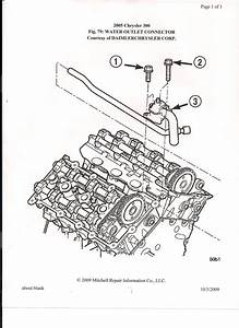 Free Engine Diagram Chrysler Sebring 2 7