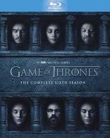 game  thrones  complete sixth season blu ray united