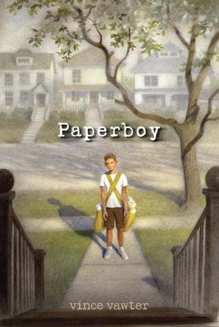 paperboy  vince vawter reviews discussion bookclubs