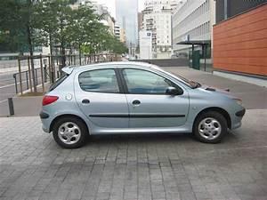 Voiture Collaborateur Peugeot : voiture occasion peugeot 206 de 2002 96 000 km ~ Medecine-chirurgie-esthetiques.com Avis de Voitures