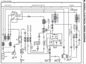 Lexus Ls400 Alternator Wiring Diagram
