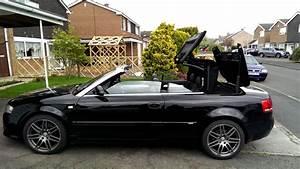 Audi A4 Cabriolet : audi a4 cabriolet convertible b6 b7 roof closing with ~ Melissatoandfro.com Idées de Décoration