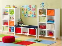 storage ideas for kids rooms Bedroom Organization Ideas for Kids - ItsySparks