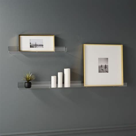 acrylic wall shelves cb