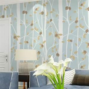 achetez en gros noir blanc arbre papier peint en ligne a With chambre bébé design avec fleurs vente en ligne