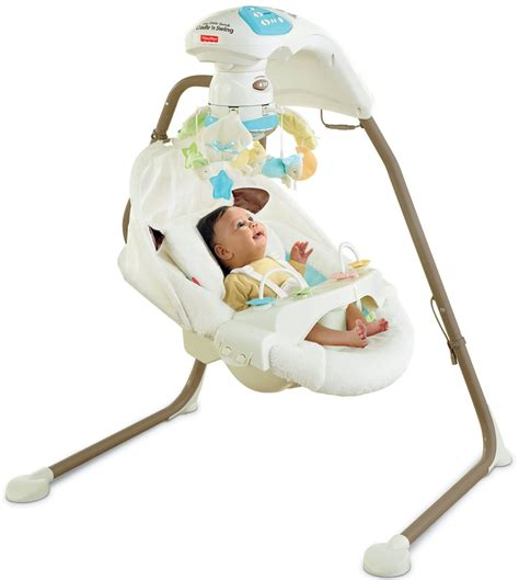 Which Baby Swings In fisher price cradle n swing baby gear and accessories