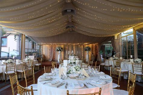 Sorrento Wedding Reception