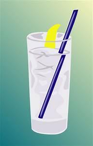 Ice Water Glass Clip Art at Clker.com - vector clip art ...