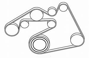 2007 Lexus Es350 V6 3 5l Serpentine Belt Diagram