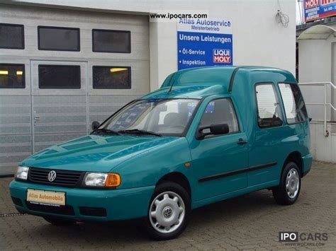 volkswagen caddy 1999 1999 volkswagen caddy photos informations articles