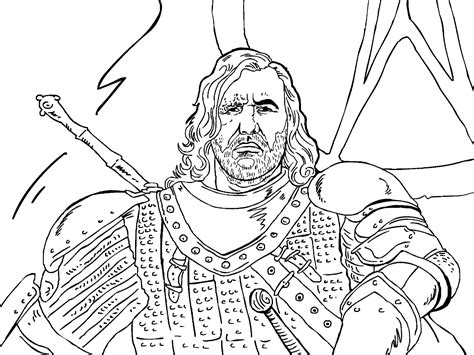 of thrones coloring pages of thrones colouring in page the hound colouring