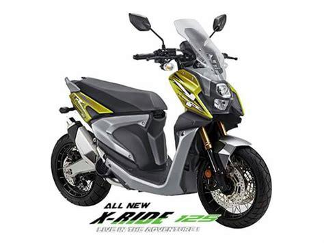 Yamaha Xride 125 Image by Inspirasi Modifikasi All New Yamaha X Ride 125