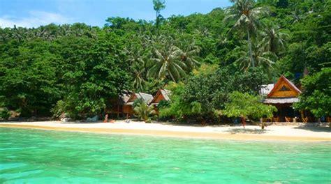 Phi Phi Relax Beach Resort  Tropical Bungalow Resort Phi