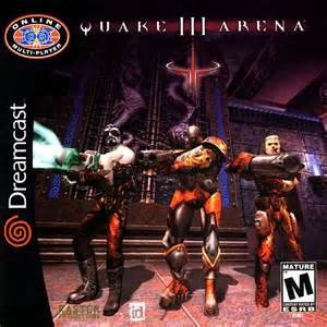 Quake 3 (Dreamcast)