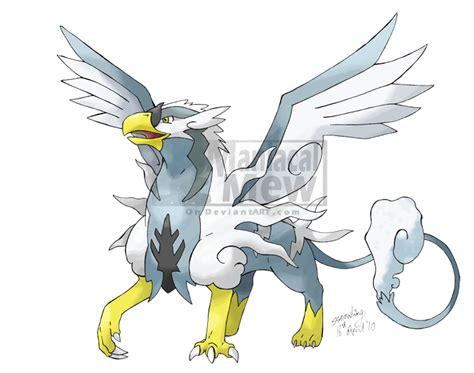 Thunder Griffin By Maniacalmew On Deviantart