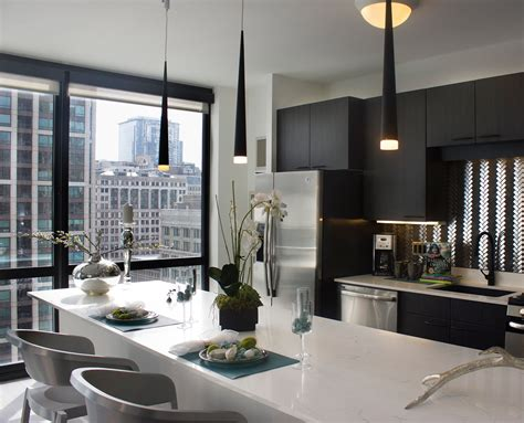 luxury chicago loop apartments  rent