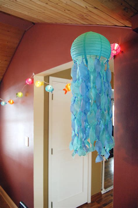 jellyfish lanterns banana mustache