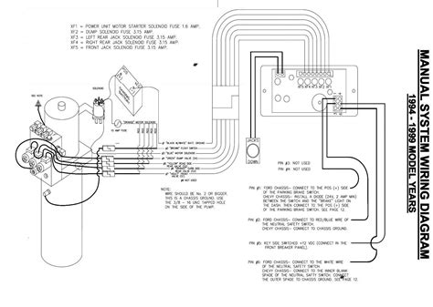 fleetwood rv wiring diagrams for wiring diagram database