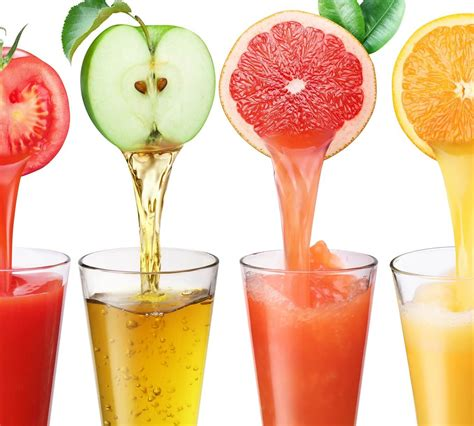 fruit drinks health benefits of fruit juices