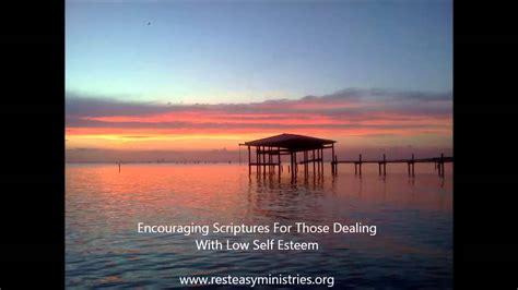 bible encouragement    esteem audio youtube